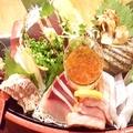 料理メニュー写真おまかせ刺身 五種盛り