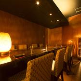 VIPルーム【接待向き完全個室】接待や会食、会社会合等のビジネスのあらゆる場面で利用ただけるお部屋です。6~10名様までご対応可能で、外せない場面に是非!浜松町で個室居酒屋の歓送迎会/女子会/ご宴会なら当店へ!!