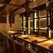 個室最大16名様まで利用可能。松山エリアの上質空間!