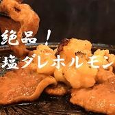 ホルモンさかい 浜松駅のグルメ