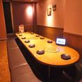 宴会といえば個室!ということで8名様~ご利用可能な個室席をラインナップ豊富にご用意。大宮での宴会・飲み会・女子会・誕生日会は居酒屋 甘太郎にお任せください!