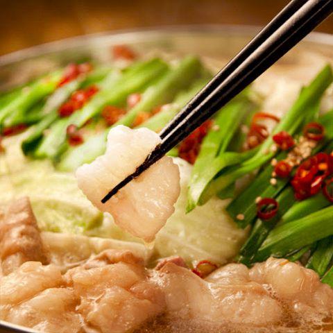 木村屋と言えばやっぱりもつ鍋・&和牛焼肉!まさに絶品♪一度食べたらやみつき!一度は食べて頂きたい自慢の一品です!!