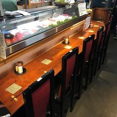 カウンター席は7席ご用意。目の前で作られるお料理を眺めながら、美味しいお酒をお楽しみ頂けます!大船の隠れ居酒屋で、時代を超えて愛される味をご堪能ください。