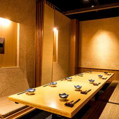 【4名様~6名様個室】おいしい食事とお酒で皆様で盛り上がりましょう♪※画像は系列店イメージ
