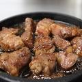 料理メニュー写真甲子園ステーキ