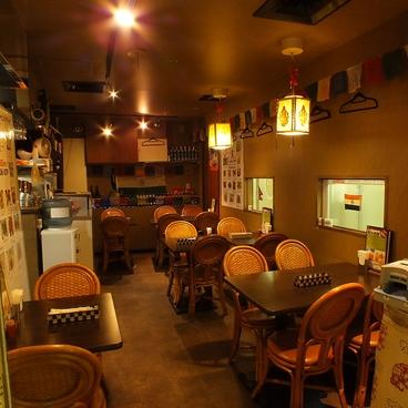 居酒屋インド料理店 チャンドラマの雰囲気1