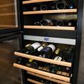 料理に合うワインを世界各国から厳選し約80種取り揃えました!シーフードの味わいとワインのマリアージュをご堪能ください♪