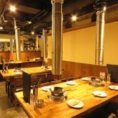 炭火焼肉一丁目 新宿東口店の雰囲気2