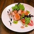 料理メニュー写真徳島産 阿波尾鶏 炭火焼