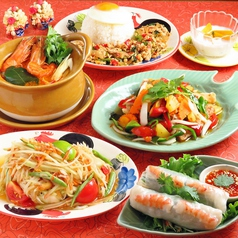 タイ ベトナム料理の店 アジアの味の写真