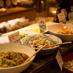 旬菜創作バイキング 露菴 堺おおとり店のおすすめ料理1