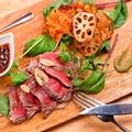 料理メニュー写真最高A5ランク 能登牛のステーキ