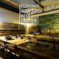 FUSHIMI ROOF TOP BEERGARDEN ビアガーデン T by TAKERU Co.