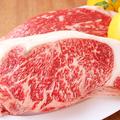 料理メニュー写真飛騨古川町産みなと和牛刺し