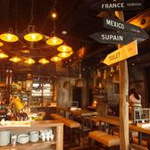ザ ウエスト フィールド カフェ THE WEST FIELD CAFEの雰囲気2