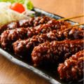 料理メニュー写真八丁赤味噌仕立ての味噌串カツ