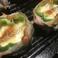 チーピー串のグリル(チーズとピーマンの豚バラ巻き)1本