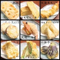 蕎麦と天ぷらと旨い酒 どんと屋のおすすめ料理1