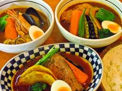 安曇野スープカレー ハンジローイメージ