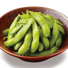 料理メニュー写真塩枝豆