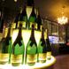 モエ・シャンドンでシャンパンタワー★華やぐ夜に乾杯♪