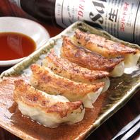 【餃子専門店味の匠】の手作り餃子!5個330円