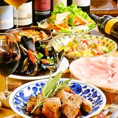 イタリアワイン酒場 モンレアーレの詳細