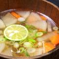 料理メニュー写真徳島の味 そば米汁
