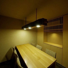 《個室席ございます》4名様~6名様までご利用いただける個室席をご用意!接待にオススメです。