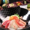 【ランチ】その日仕入れた新鮮な海鮮丼