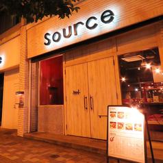 Source ソースの外観1