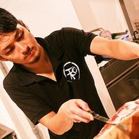 料理と雰囲気・接客をお楽しみ頂けるお店づくりを。