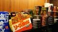 カップ麺や缶詰めも激安で提供してるので、小腹がすいても心配なし^_^
