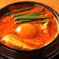料理メニュー写真スンドゥブ 海鮮/牛すじ/豚肉