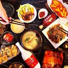 韓国料理 ダイニング GOLDの写真