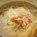 料理メニュー写真冷麺/冷麺(小)