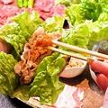 料理メニュー写真ウインナー/サムギョプサル