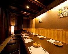 4名様から12名様まで対応の宴会個室