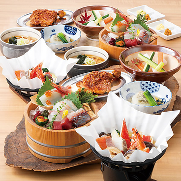 大庄水産 長崎駅前店のおすすめ料理1