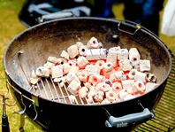 日本BBQ協会インストラクターが準備・レクチャーします!