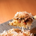 料理メニュー写真お好み焼き餃子