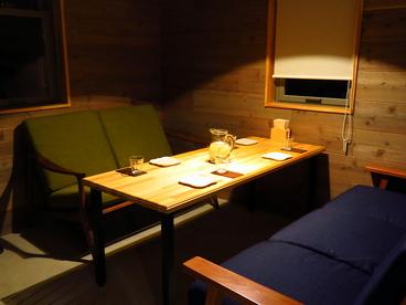 U-cafe ユーカフェの雰囲気1