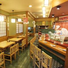 加茂寿司の雰囲気1