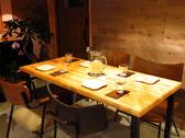 U-cafe ユーカフェの雰囲気2