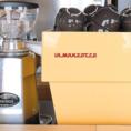 世界中のバリスタが愛してやまない「ラ・マルゾッコ(La Marzocco)製」のエスプレッソマシーンを使用しています。
