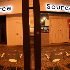 Source ソースの外観2