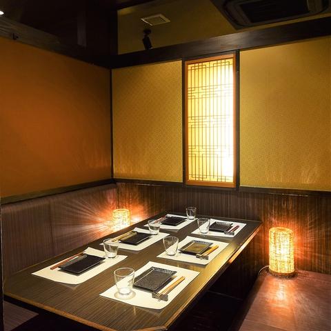 【完全個室】大人の隠れ家個室居酒屋 九十九 -つくも- 岡山駅前店|店舗イメージ2