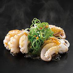 小蛸ガーリック塩焼