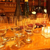 【赤・白】ボトルワイン2300円~