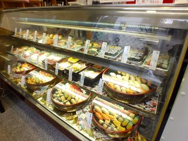 寿司たらく尾久駅前店の雰囲気1